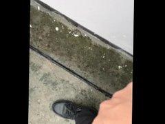 High school vidz boy jerk  super off on the roof Vol2