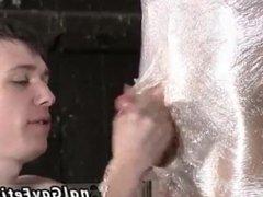 Home made vidz gay twink  super bondage movies Horny