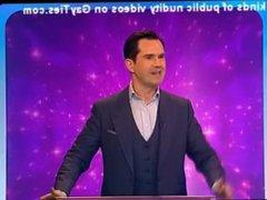 British TV vidz show shows  super male Nudity