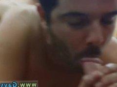 Shaggy straight vidz boys go  super gay hot licking