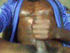 Cum on vidz Cam 26:  super Smile With Cum on His Hands