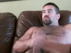 Chubby Bear vidz Daddy With  super A Big Fat Cock Hot Cum So Hot