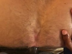 Ray Dalton vidz sucks the  super cum out of a raw BBC with his cunt