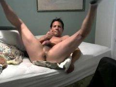 ass and vidz cock play