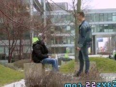 Gay man vidz piss in  super the public gallery boys