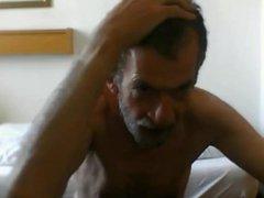 Slicked Hair vidz In A  super Hotel Room
