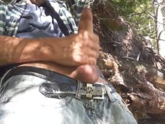 Edging session vidz on the  super banks of the river in my dirty jeans #8