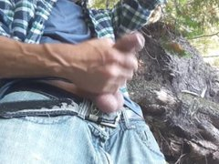 Edging session vidz on the  super banks of the river in my dirty jeans #9