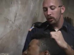 Gay cops vidz in white  super socks xxx Suspect on the