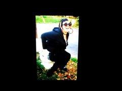 McKayla Edmonds vidz on a  super toilet cum tribute 2