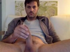 Handsome Man vidz Showing His  super Dick