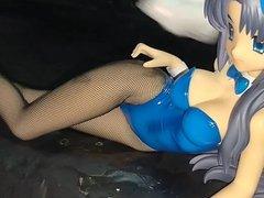 Figure Bukkake vidz SOF -  super Ryouko Asakura (Bunny) - 1st
