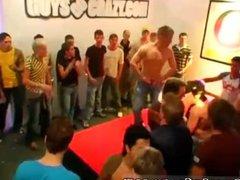 Free gay vidz physical group  super hot men kiss in
