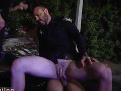 Police gay vidz porno hot  super free movietures of sex