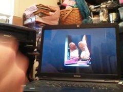 Masturbating tribute vidz to gotsole  super feet pics she is hot