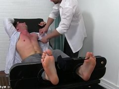 Friend tickles vidz his best  super friend in an evil tickle dungeon