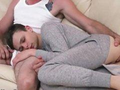 Naked boy vidz teens in  super bathroom gay Sleepy
