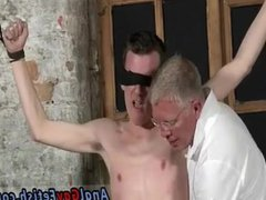 Gay male vidz bondage blowjob  super Sean McKenzie is