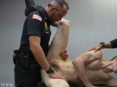 Bad gay vidz police porn  super movie Two daddies are