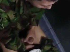 latin military vidz boy caught  super jerking off