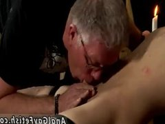 Pic gay vidz bondage Draining  super A Boy Of His Load