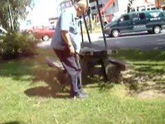 Old Man vidz Jerks In  super The Park