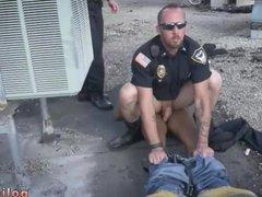Cop handcuffed vidz gay porn  super Apprehended