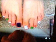 Sexy feet vidz tribute #  super 3