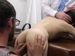 Tiny boy vidz gets dick  super sucked gay Doctor's