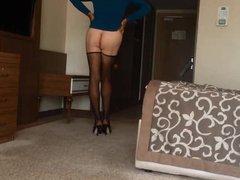 Sexy Turkish vidz Girl Ayse  super (Hotel Bitch)
