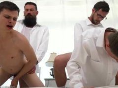 Young boy vidz mustache gay  super oral sex with