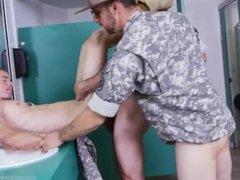 Masturbating straight vidz military xxx  super army gay