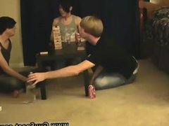 Gay boys vidz eating each  super others cum Trace and