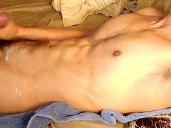 4 Shots vidz on his  super Body