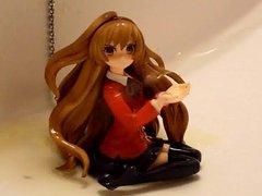 Pissing on vidz Toradora! -  super Aisaka Taiga (Max Factory)