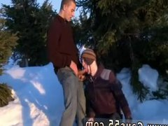 Gay guy vidz humping public  super movie Snow Bunnies