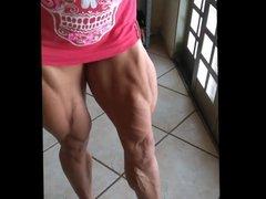 giant brazilian vidz muscle legs