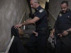 Free gay vidz cop xxx  super Suspect on the Run,