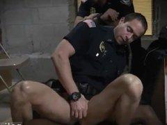 Gay guy vidz jacks off  super then cums inside guys ass