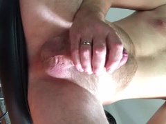 Thick and vidz creamy load  super splatter