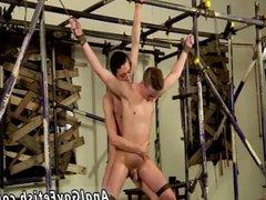 Gay male vidz heavy bondage  super The Boy Is Just A