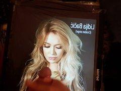 Tribute To vidz Lidija Bacic  super (Croatian singer)