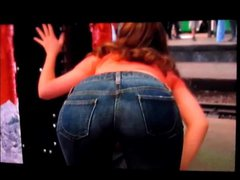 Michelle Trachtenberg's vidz ass cum  super tribute 10