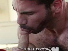 GayRoom Aspen vidz interrupts Billy  super Santoro sleeping for fuck