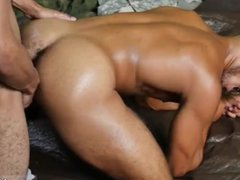 Naked military vidz exam movie  super gay first time