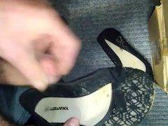 Cum in vidz ballerina schoes