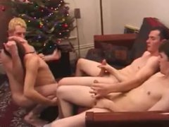 4 Young vidz Guys Sex  super Orgy