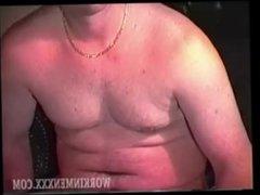 Homemade Video vidz of Mature  super Amateur Steve Jacking Off