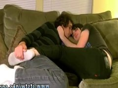 Gay sexy vidz with sneakers  super and socks movie