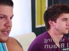 Men.com - vidz Ashton McKay  super and Will Braun - Trailer preview